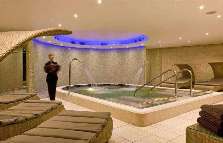 Sofitel London Heathrow - Hotel - 52