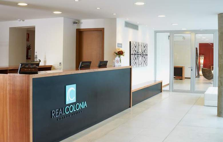 Real Colonia Hotel & Suites - General - 1