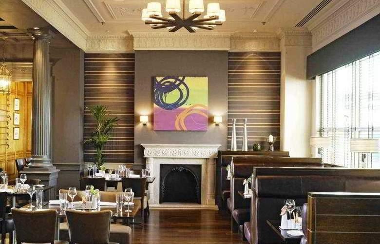 Hilton Glasgow - Restaurant - 5