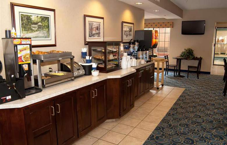 Best Western Plus Mt. Orab Inn - Restaurant - 90