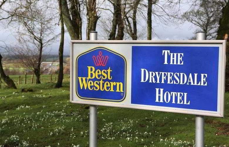 Best Western Dryfesdale - Hotel - 91