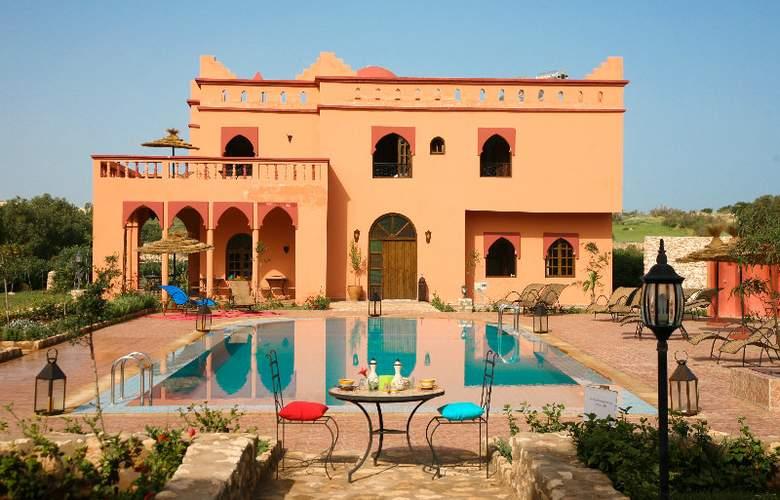 Riad Les 2 Mondes - Pool - 4