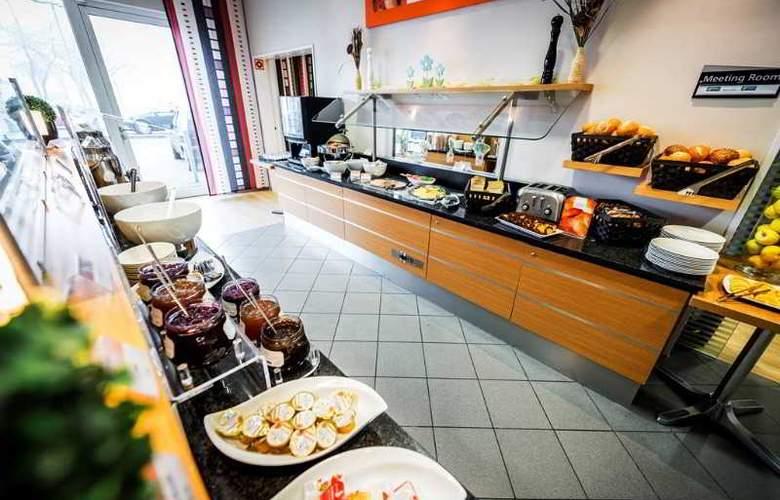 Holiday Inn Express Cologne Muelheim - Restaurant - 41
