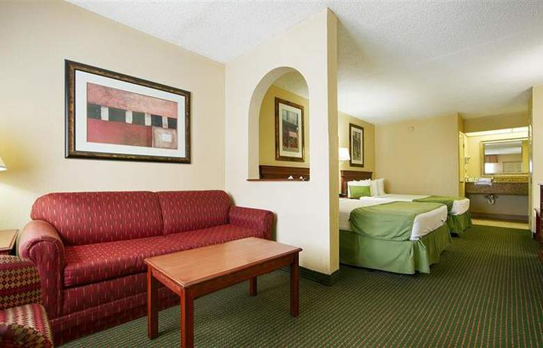 Best Western Orlando East Inn & Suites - Room - 49