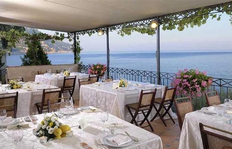 Ravello Art Marmorata - Restaurant - 16