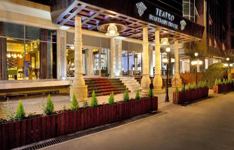 Teatro Boutique Hotel - Hotel - 0