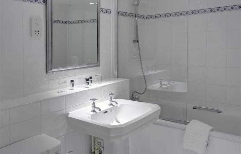 Best Western Barons Court Hotel - Hotel - 39