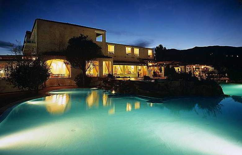 Colonna Du Golf Hotel - Hotel - 0