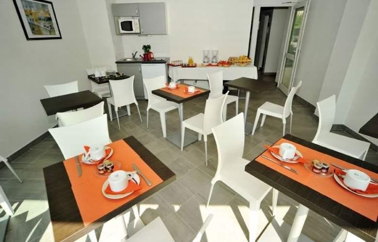 Appart´ City Grenoble Meylan - Restaurant - 9
