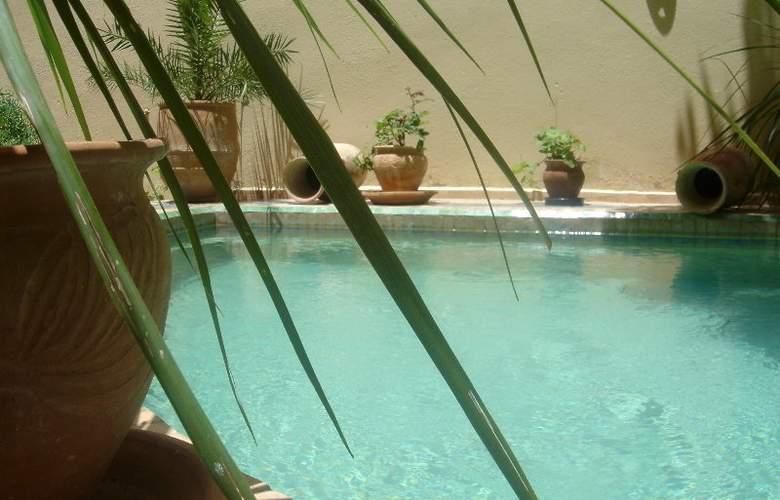 Riad La Cle De Fes - Pool - 9