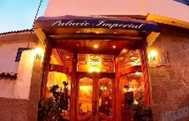 Mabey Cusco Palacio Imperial - Hotel - 0