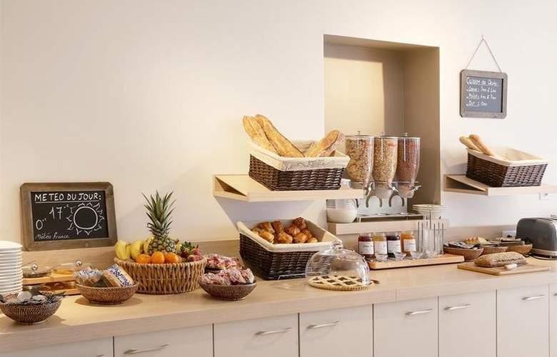 Comfort Hotel Gap Le Senseo - Restaurant - 100