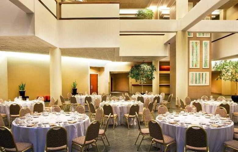 Sheraton Gateway Hotel Atlanta Airport - Hotel - 14