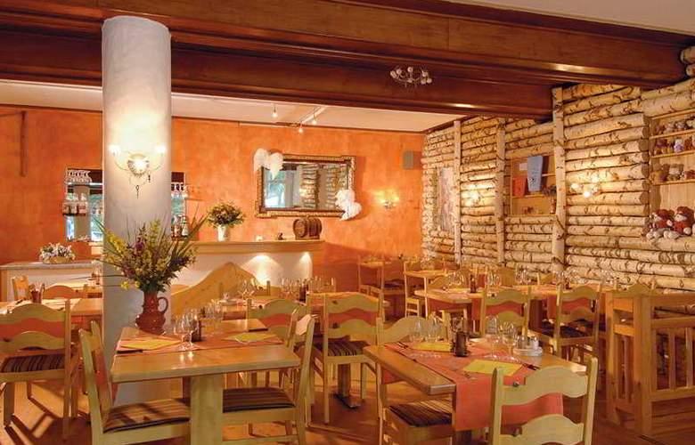 Minotel Glacier - Restaurant - 4