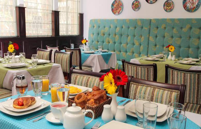 Matisse Hotel - Restaurant - 2