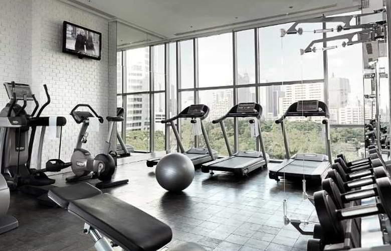 Oriental Residence Bangkok - Sport - 50