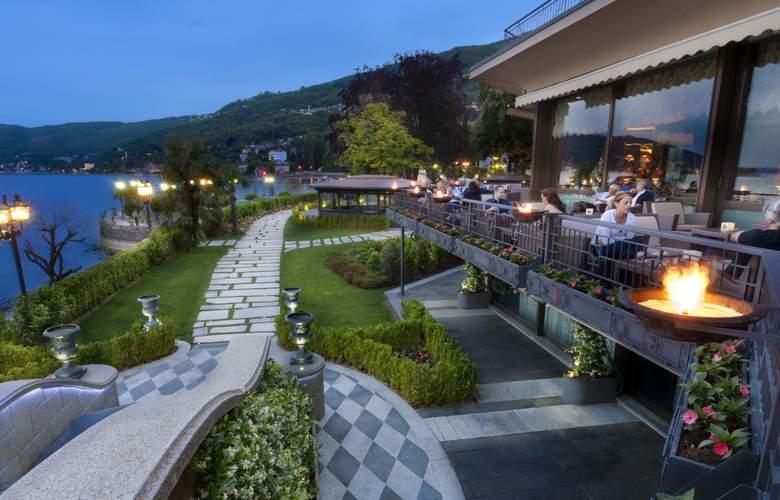 Grand Hotel Dino - Terrace - 8