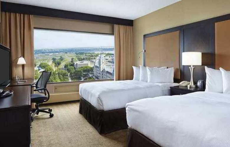 Hilton Quebec - Room - 7