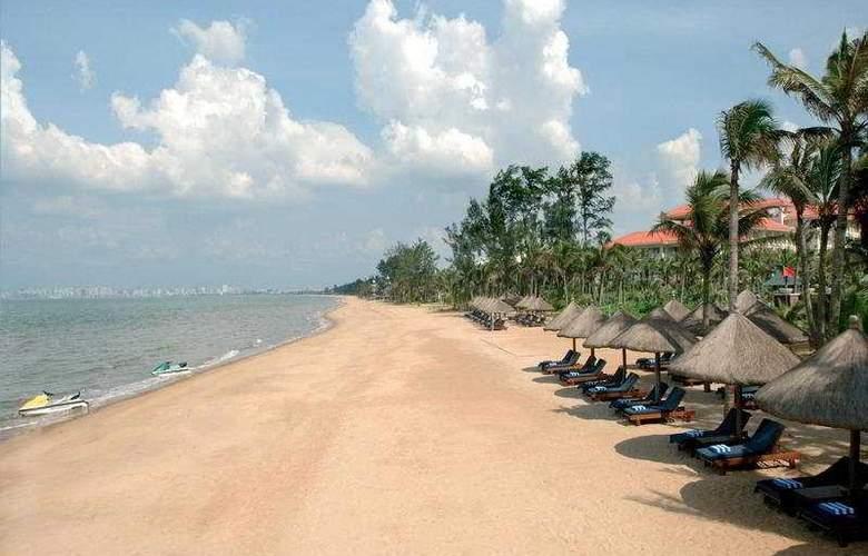 Sheraton Haikou Resort - Beach - 7