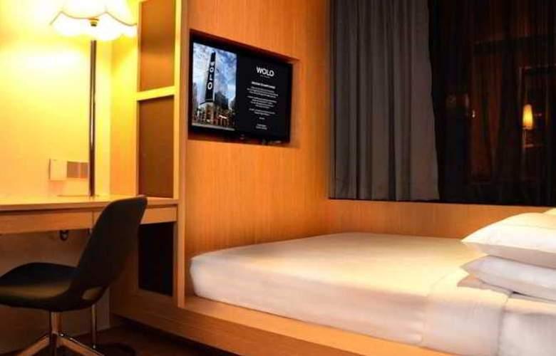 WOLO Bukit Bintang Boutique Hotel - Room - 1