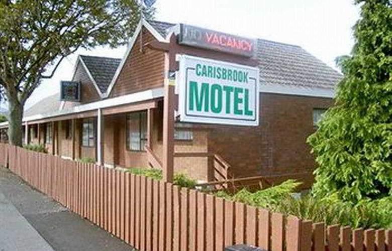 Carisbrook Motel - General - 1