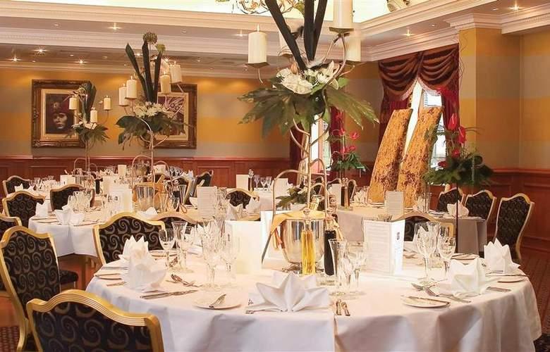 Best Western Premier Leyland - Hotel - 118
