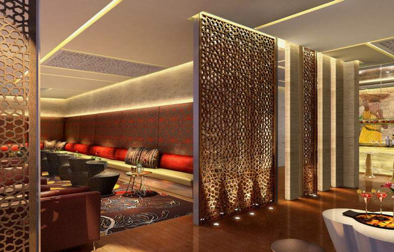 The Leela Ambience Convention Hotel Delhi - Bar - 7