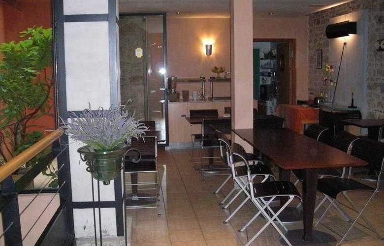 Interhotel au Patio Morand - Restaurant - 5