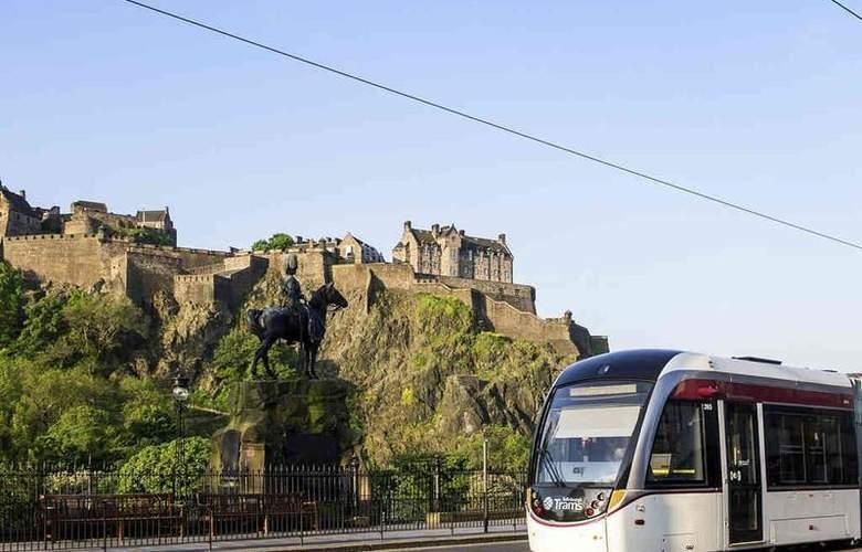 Novotel Edinburgh Park - Hotel - 40