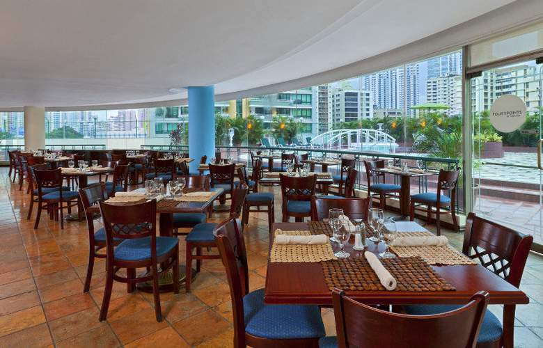 GHL Princess Panama - Restaurant - 10