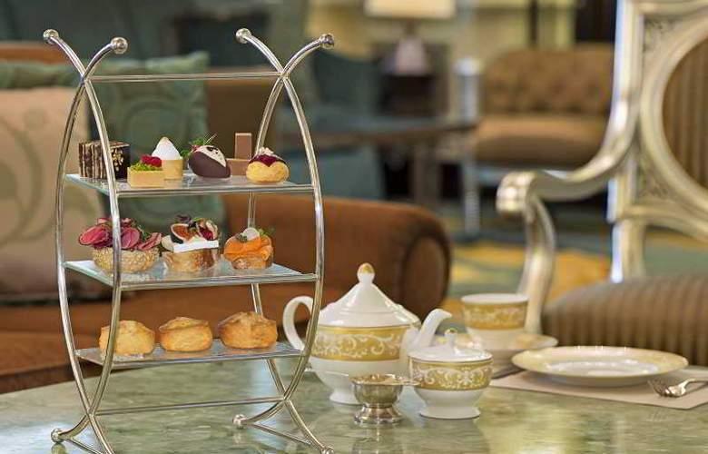 The Ritz Carlton Abu Dhabi, Grand Canal - Restaurant - 20