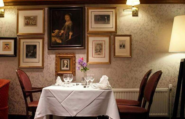 Mercure Banbury Whately Hall Hotel - Restaurant - 62
