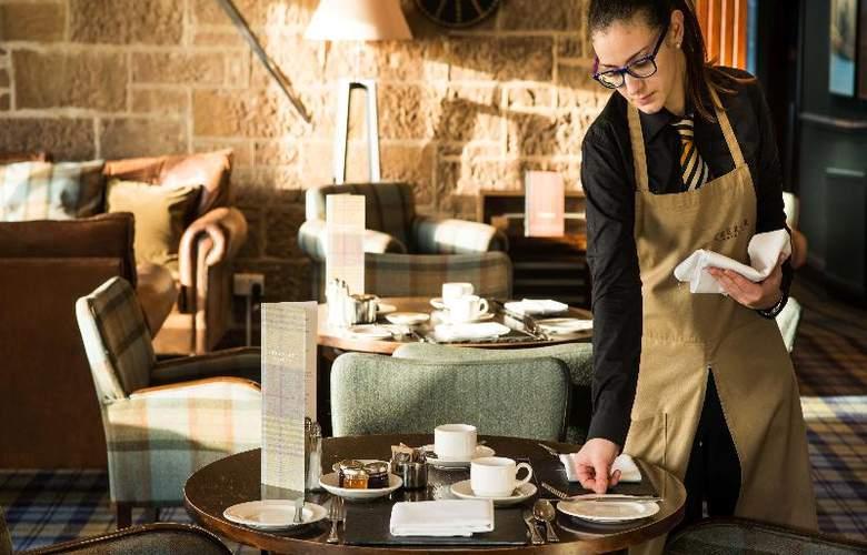Crerar Loch Fyne Hotel & Spa - Restaurant - 26