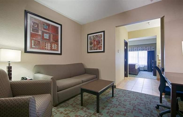 Best Western Plus Eastgate Inn & Suites - Room - 65