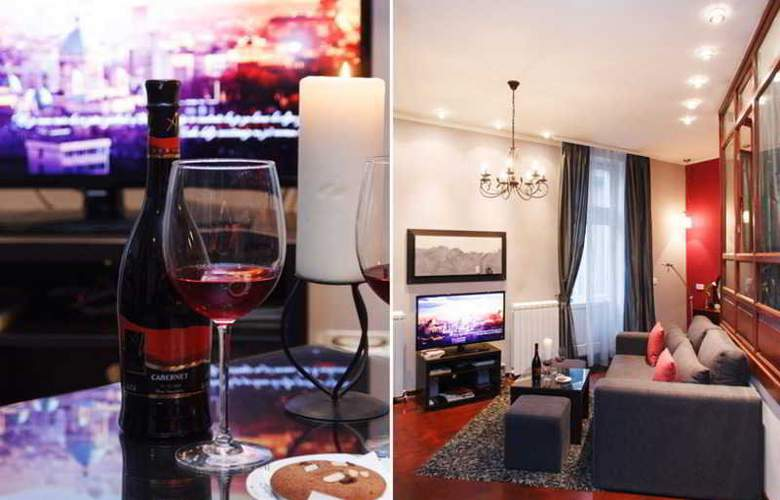 Romantic CENTRAL Apartment @ TERAZIJE SQUARE! - Hotel - 24