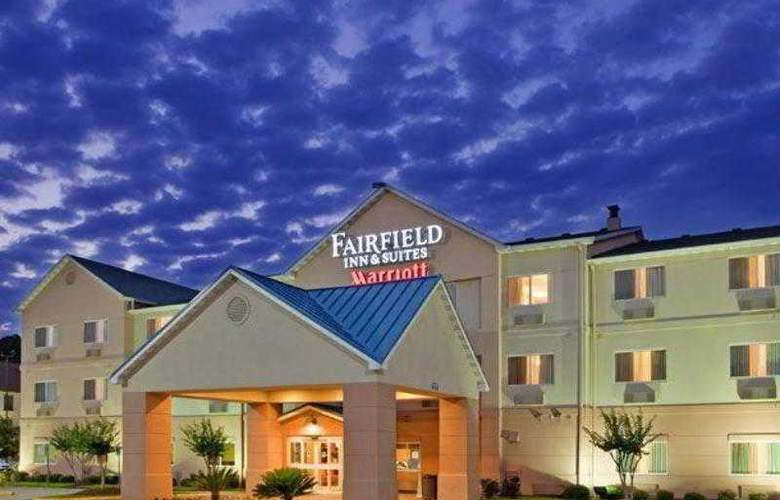 Fairfield Inn & Suites Houston I-45 North - Hotel - 10