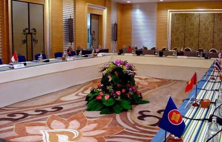 Sukhothai Heritage Resort - Conference - 9