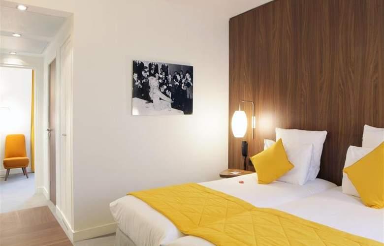 Best Western Plus 61 Paris Nation - Room - 19