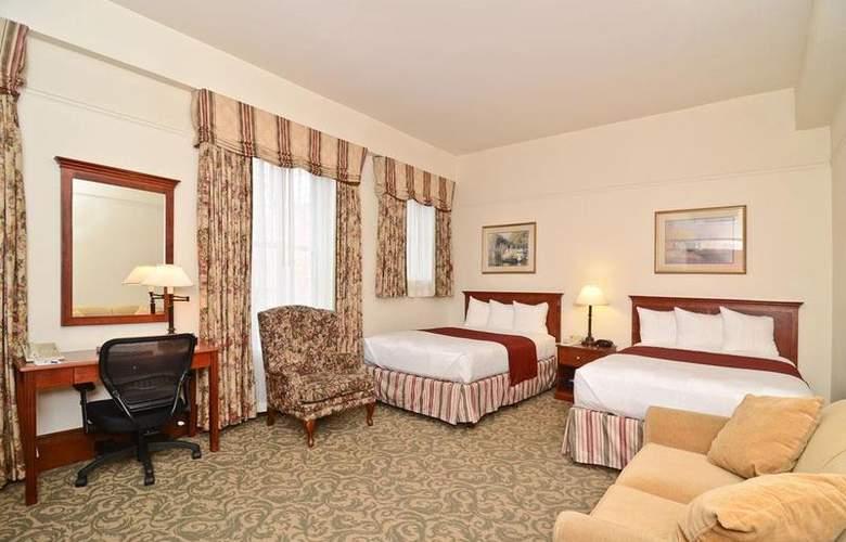 Best  Western Plus Pioneer Square - Room - 40