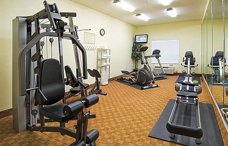 Best Western Plus San Antonio East Inn & Suites - Sport - 126