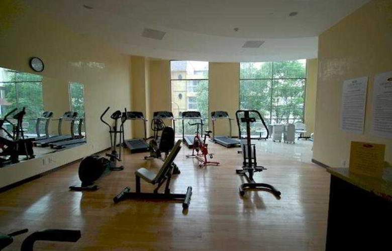 Crowne Plaza Hotel de Mexico - Sport - 12