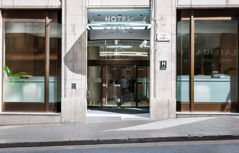 Gótico - Hotel - 0