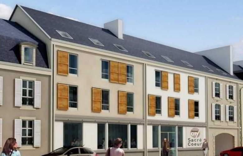 Appart Hotel Quimper - Hotel - 9