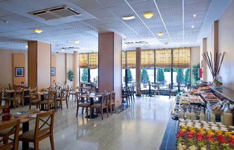 Tryp Gijón Rey Pelayo - Restaurant - 4