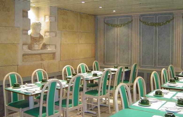 Des Arenes - Restaurant - 5
