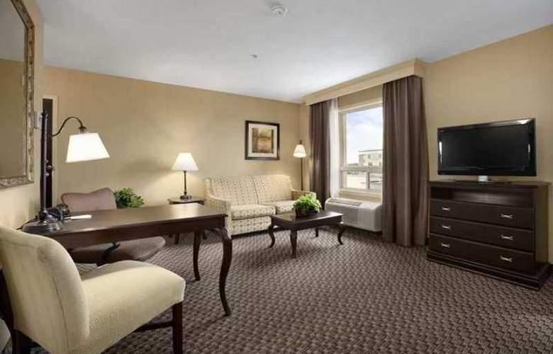 Hampton Inn & Suites Edmonton West - Hotel - 5