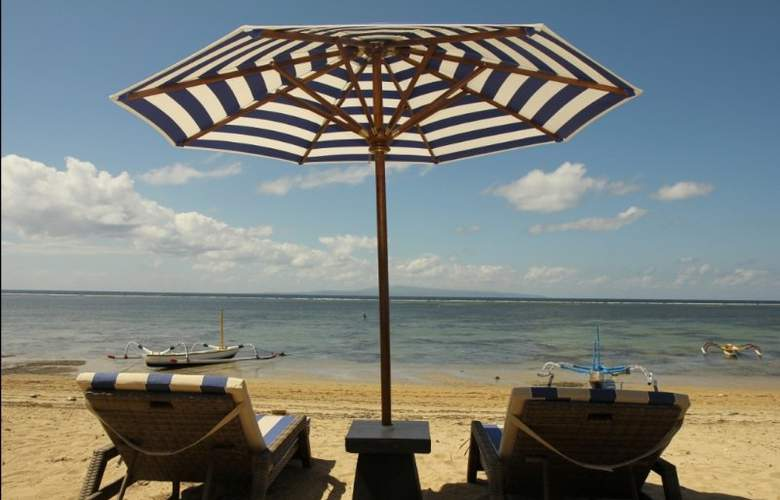 The Oasis Lagoon Sanur - Beach - 12