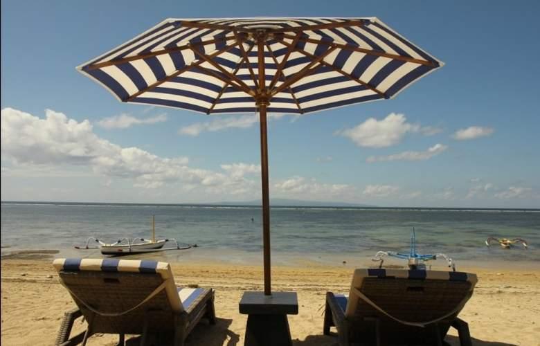 The Oasis Lagoon Sanur - Beach - 12
