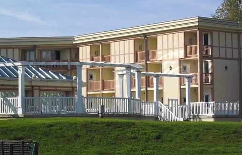 Residence les Jardins de la cote Opale - Hotel - 1