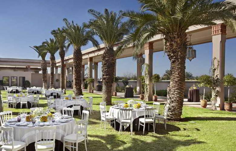 Four Seasons Resort Marrakech - Restaurant - 19